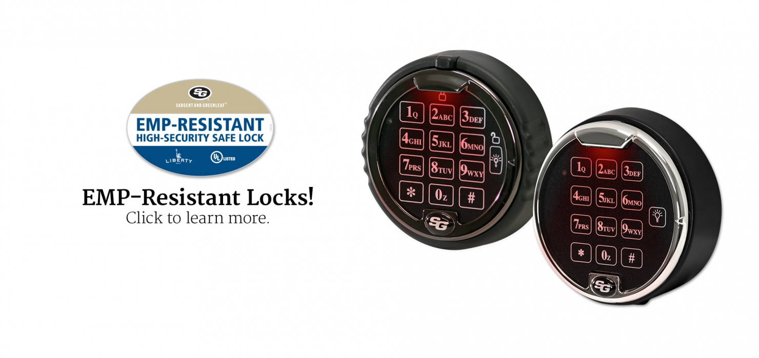 EMP Resistant Electronic Locks