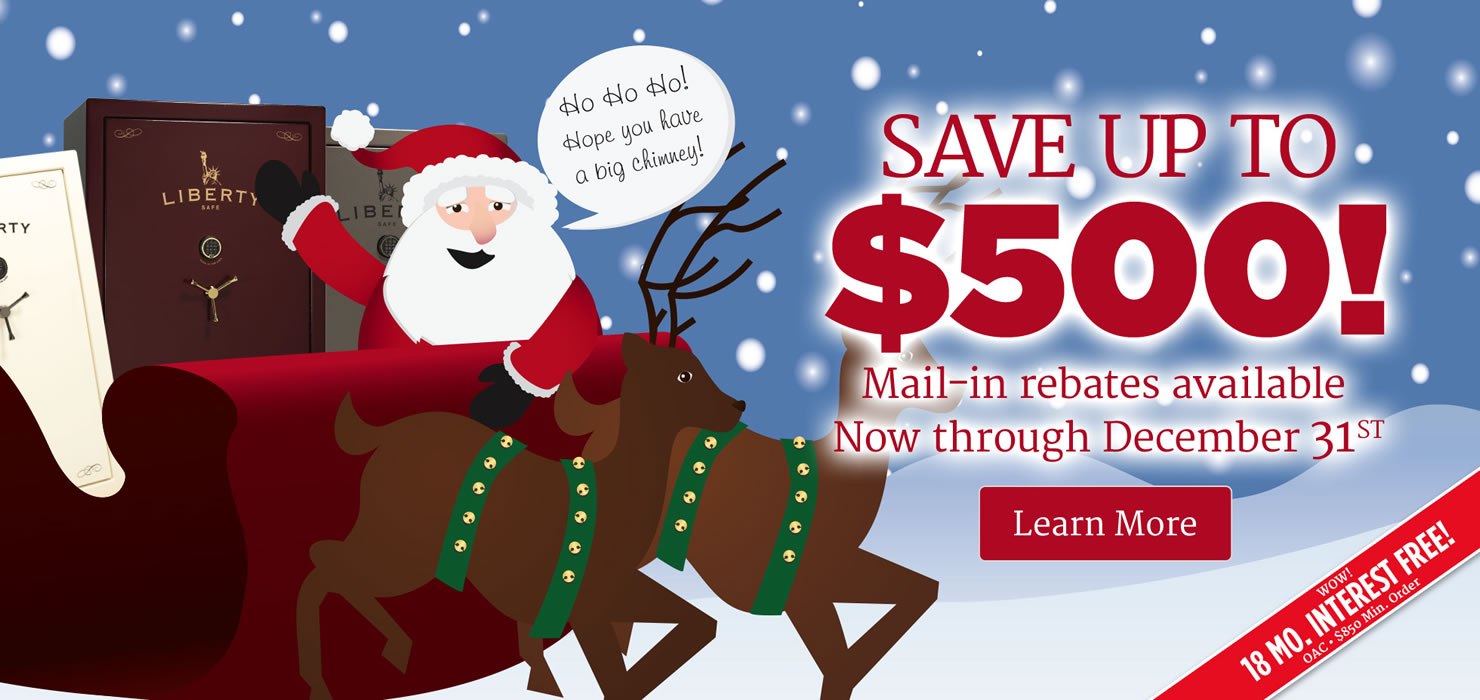 Holiday Rebate
