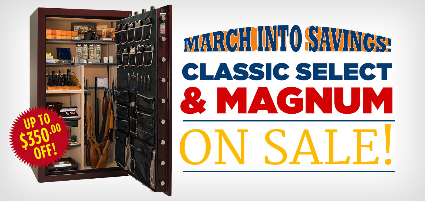 Classic Select and Magnum on Sale