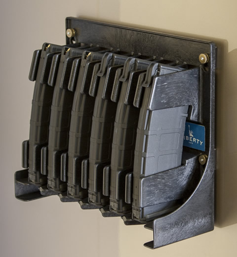 Shown with AR-15 Mag Holder not included