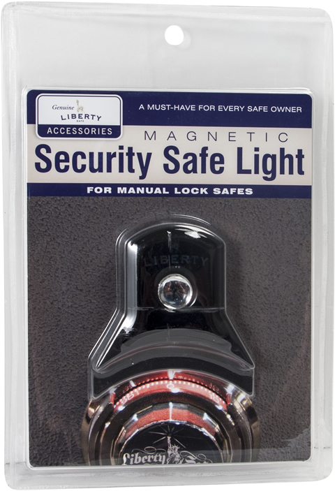 Security Light for Mechanical Lock Package