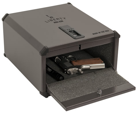 HDX-250 Handgun Smart Vault Closed