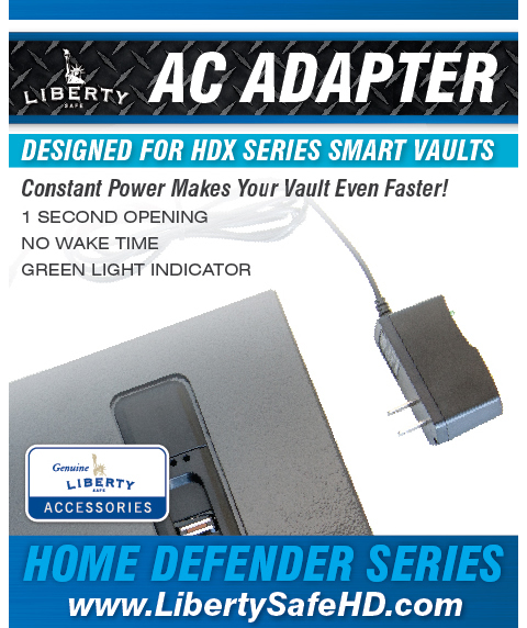 HDX AC Adapter Package Front