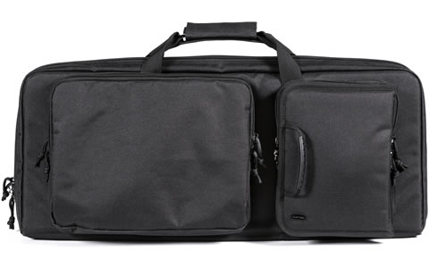 28 Inch Rifle Bag in Black